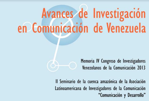 Avances de Investigación en Comunicación en Venezuela