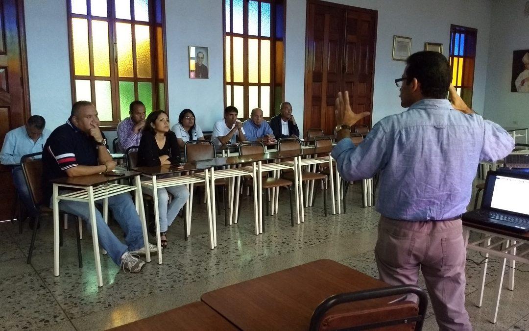 Presentación de resultados. Estudio sobre situación del periodismo en Venezuela 2017. Guanare