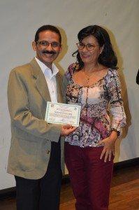 Universidad Centroccidental Lisandro Alvarado entrega de reconocimiento a Medianálisis.