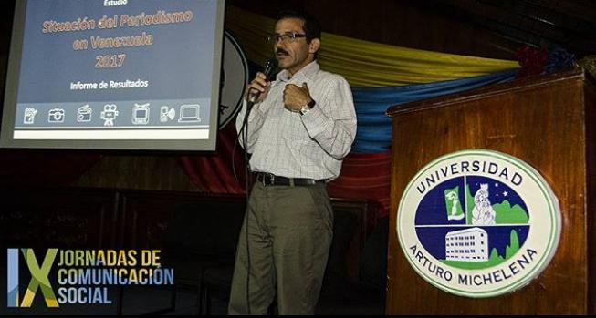 Jornadas de Comunicación Social de la UAM. Presentación de diferentes trabajos y temas mediante el patrocinio de Medianálisis. Valencia.