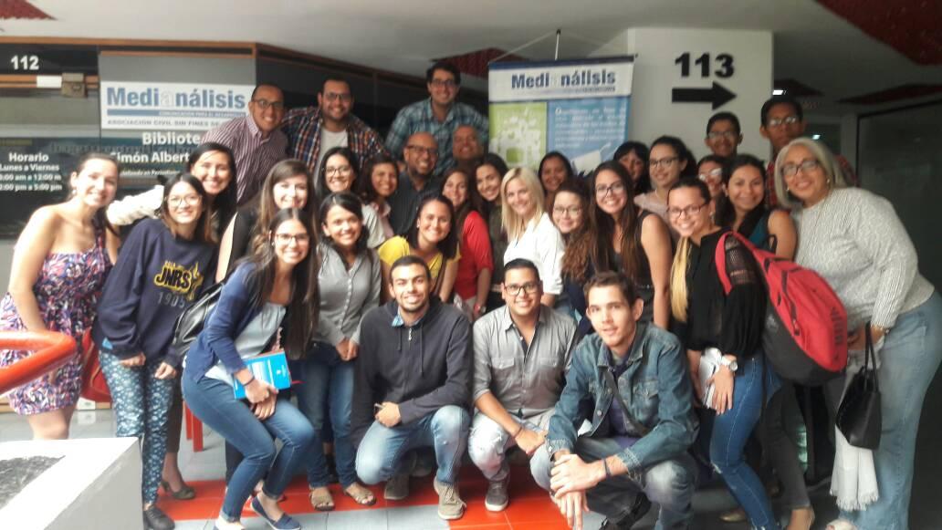 Taller. Redacción periodística en el mundo digital. Barquisimeto