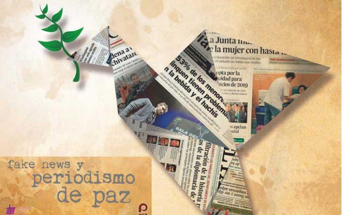 Noticias falsas y periodismo de paz