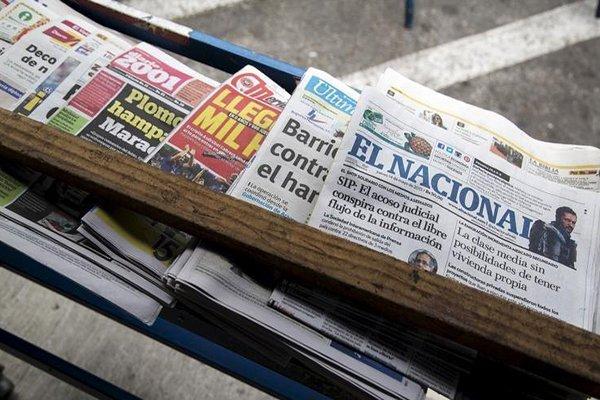 Venezuela, reino de la desinformación
