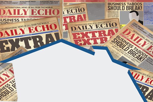 La casa sin papel: periodismo impreso venezolano en peligro de extinción (actualizado al 30/08)