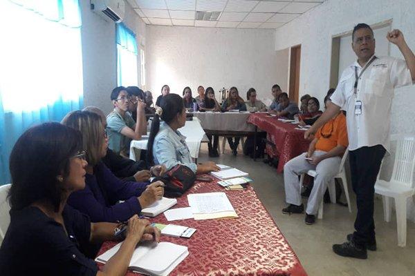 Medianálisis llegó a El Tigre para hablar sobre el papel del periodismo venezolano en medio de la crisis
