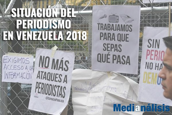 Ejercer el periodismo en Venezuela:  un reto por la supervivencia de la profesión