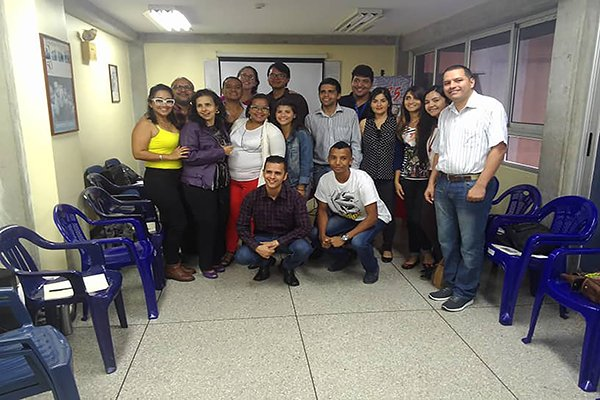 Taller Periodismo Libre, Seguro y Responsable con Radio Fe y Alegría