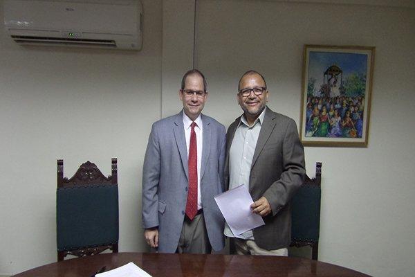 Universidad Monteávila y Medianálisis firmaron acuerdo de cooperación académica e investigación