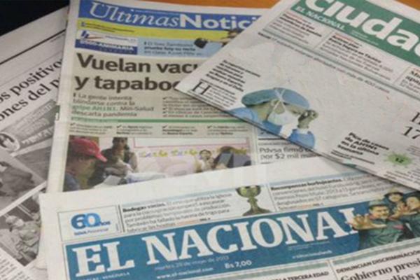 Aproximación a la cobertura de la crisis humanitaria en Venezuela