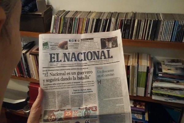 El Nacional apaga su rotativa, otra herida para el periodismo en Venezuela