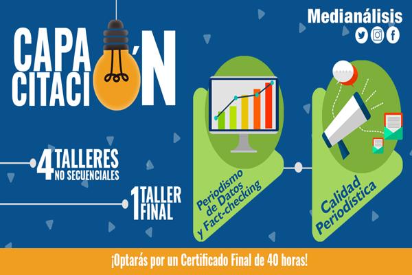 Medianálisis apuesta por la capacitación en 2019